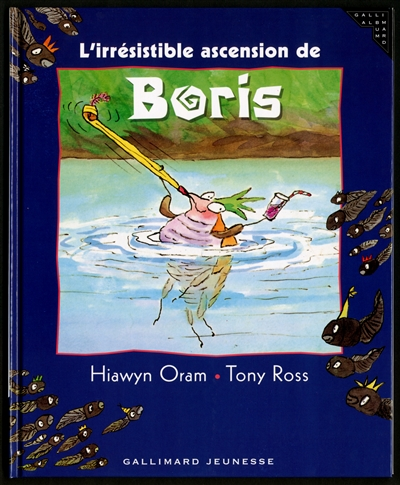 irrésistible ascension de Boris (L')