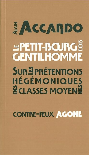bourgeois-gentilhomme (Le)