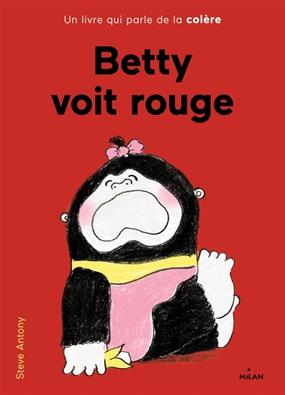 Betty voit rouge