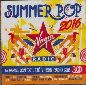 Virgin Radio summer pop 2016