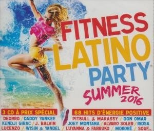 Fitness latino party summer 2016