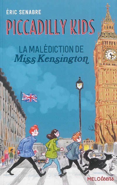 malédiction de Miss Kensington (La)