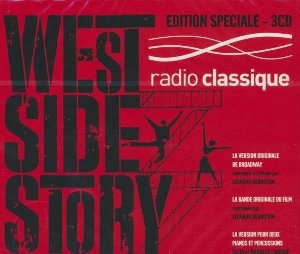 West side storyMusical de BroadwayVersion pour deux pianos...