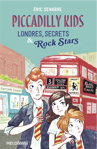Londres, secrets & rock stars