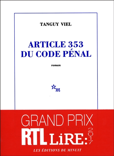 Article 353 du Code pénal