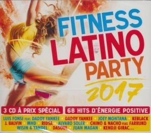Fitness latino party 2017