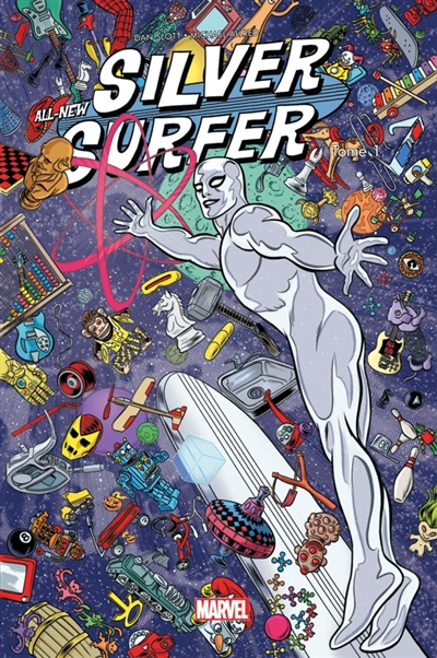 Voir (All-new Silver surfer)