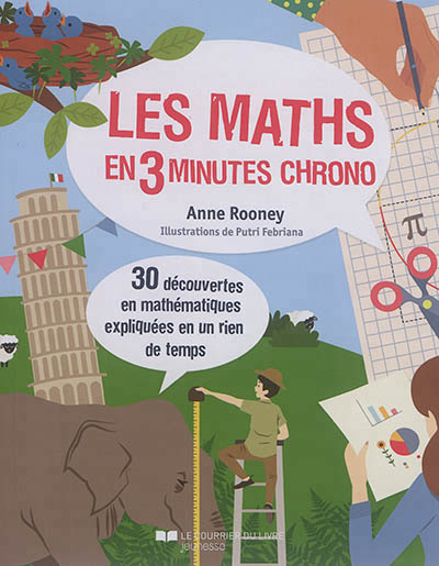 Les maths en 3 minutes chrono