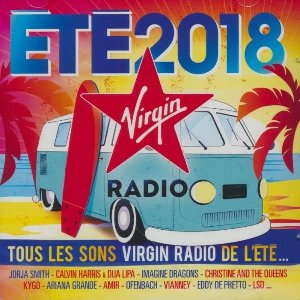 Virgin Radio été 2018