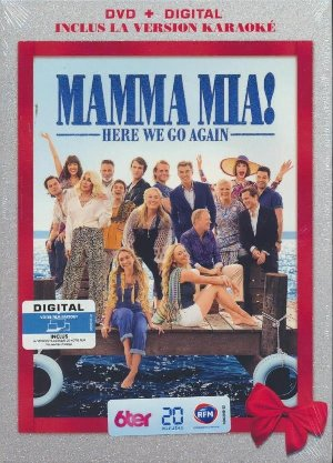 Mamma mia 2 ! Here we go again