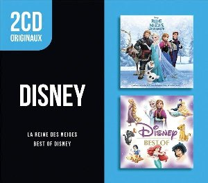 La Reines des neigesBest of Disney