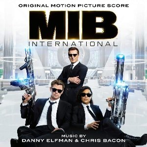 Men in black, international
